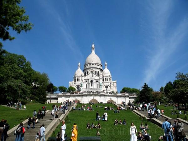 Paris,Sacre Cure,Canon A620 1/1244 f/4