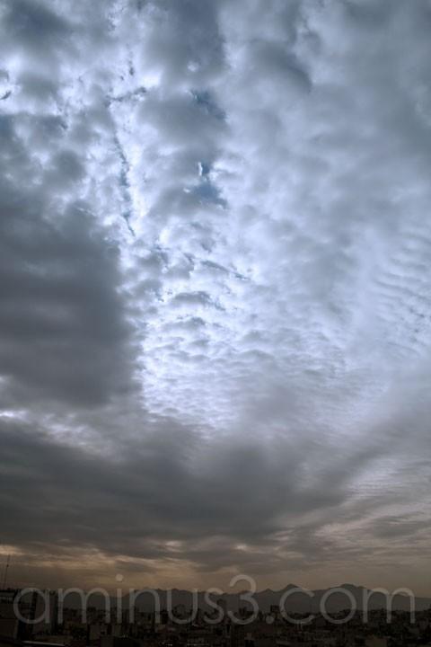 Tehran Sky