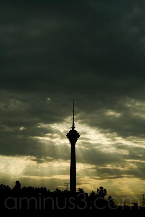 Milad Tower , Tehran