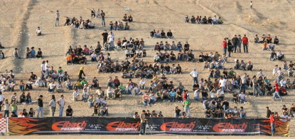 Race Spectators