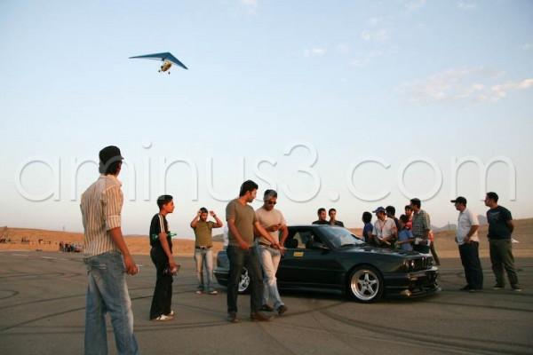 BMW + Flying Machine