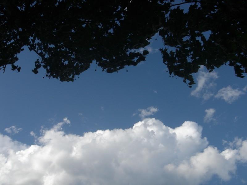 cielo a strisce