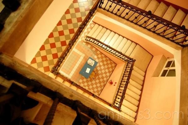 tromba di scale