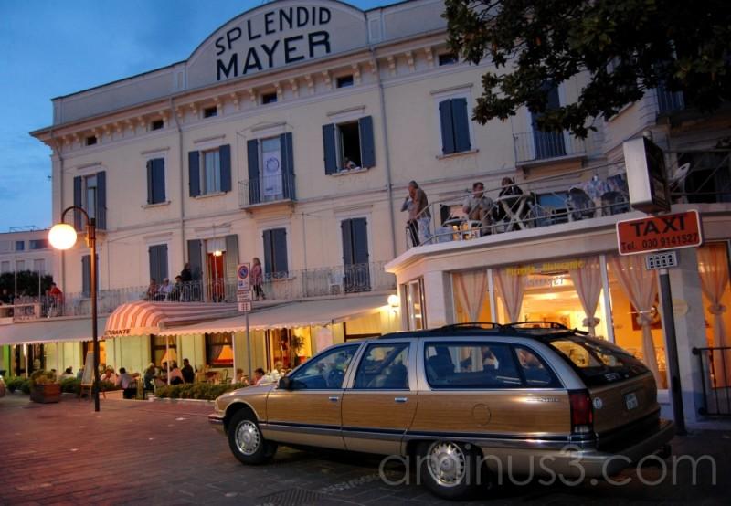 Soggiorno all'hotel Splendid Mayer