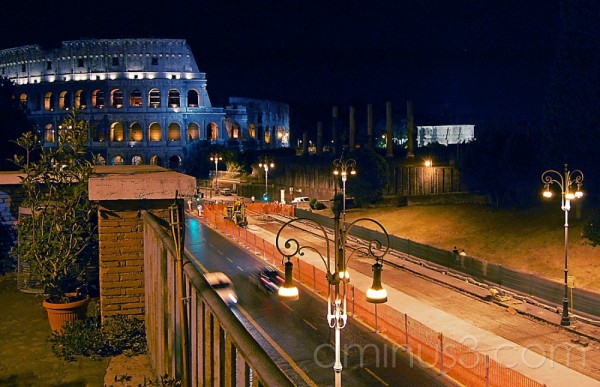 Roma work in progress