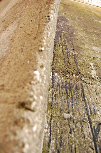 Muro di un sottopassaggio