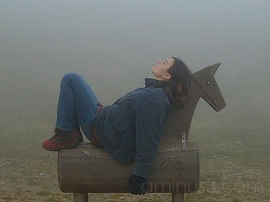 Tintarella di... nebbia