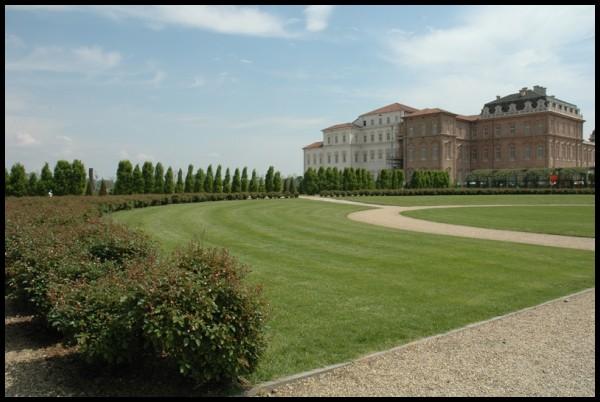 The Venaria Reale