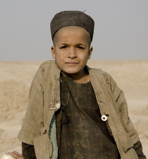 Boy from North Afghanistan