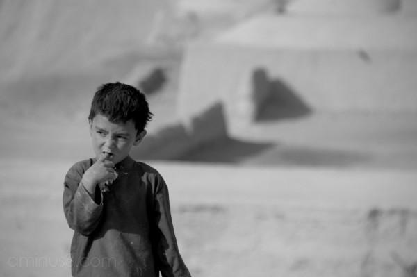 Kohistan Village, North Afghanistan