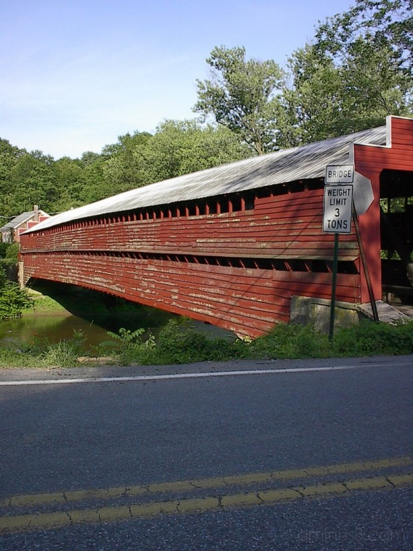 Covered Bridge of Berks County