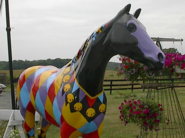 Horse of a different color #2