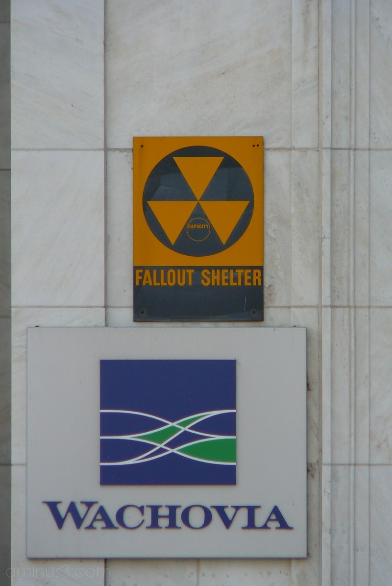 My Kind of Fallout Shelter ......