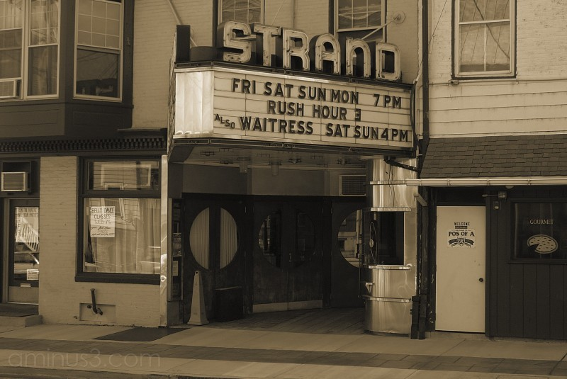 Strand Theatre Hamburg Pennsylvania USA