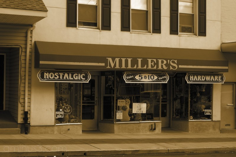 Miller's 5 and 10