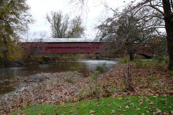 Covered Bridge ~ Again :o)