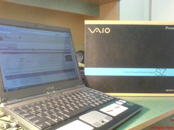 vaio laptop sony