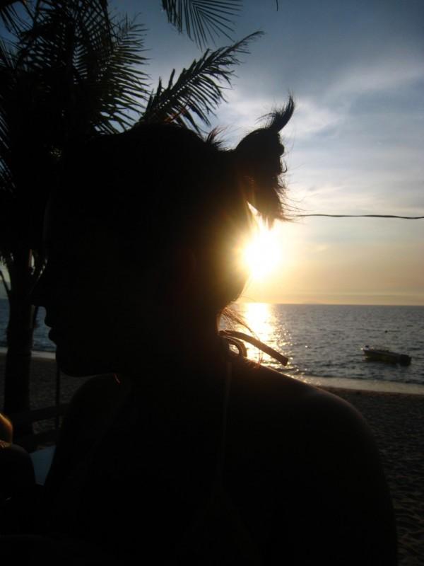 izzy's sunset