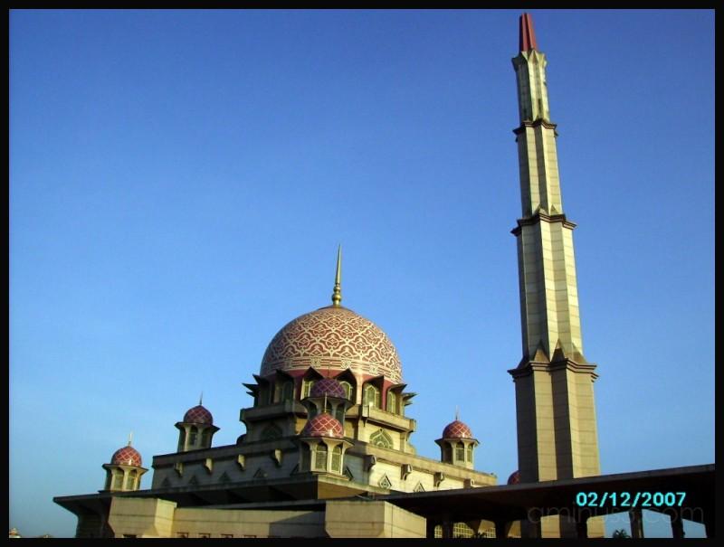 Malaysia's Putra Jaya Mosque