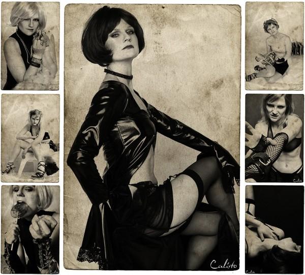 kinky, deadly sins, retro, vintage, pride