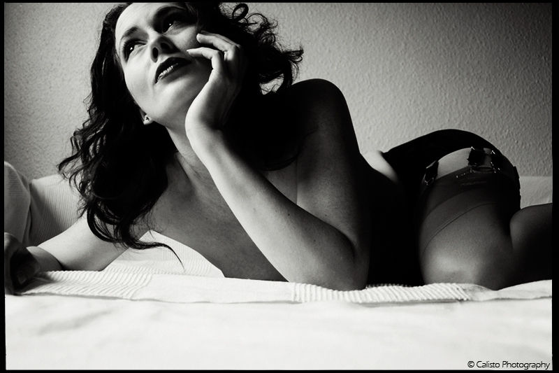 b/w erotic, seductive, nude, pin-up