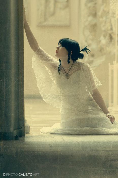 porcelain, vintage, heart, broken, white, castle