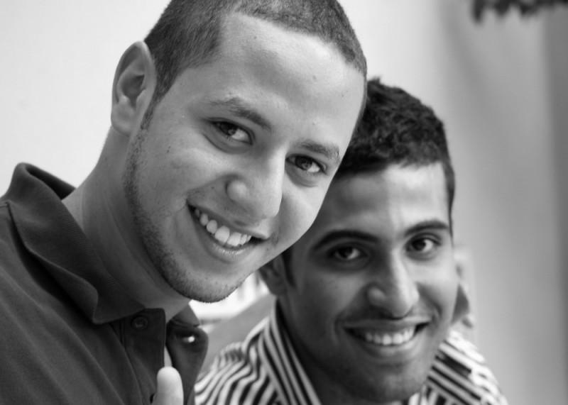 Amine et Jalal