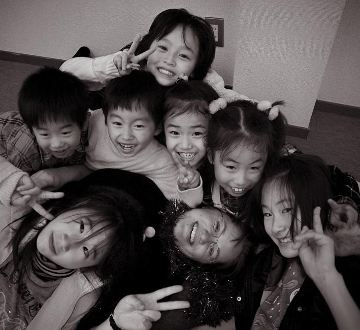 Komono Kids and Nicole
