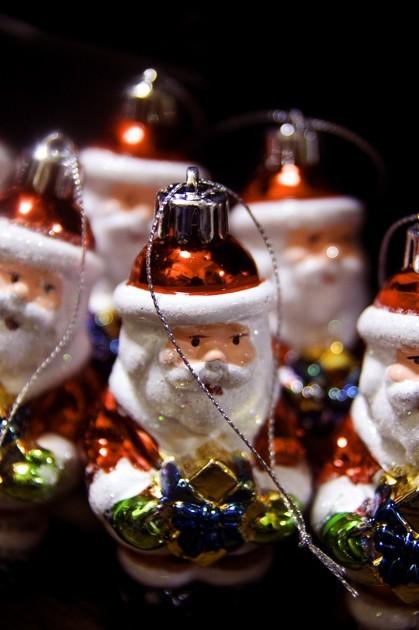 Santa's comin' to town