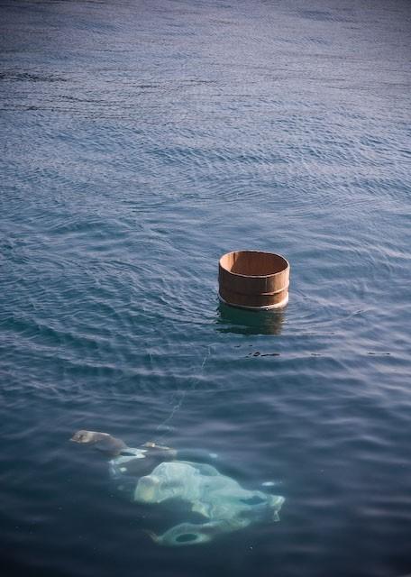 Japanese pearl divers Ama toba