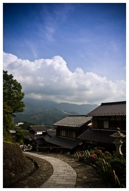 Magome Japan