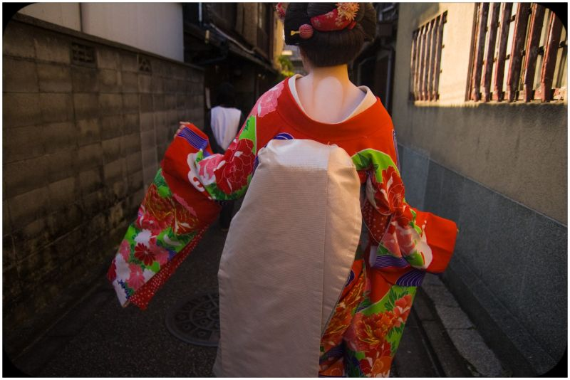 Lillian is a Maiko 4!!!