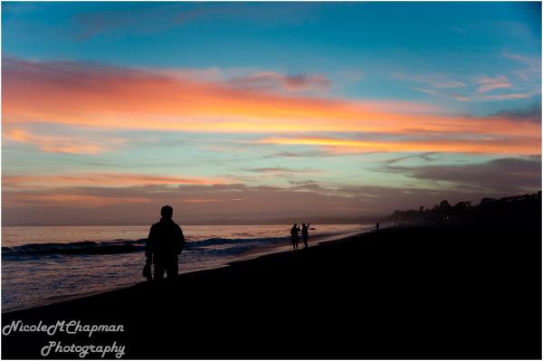 Sunset on Aptos 2