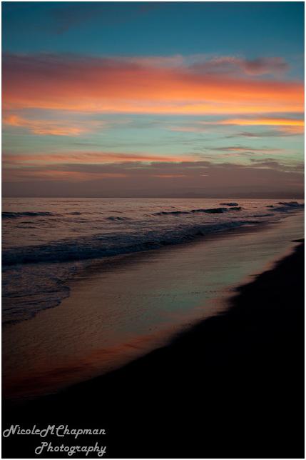Sunset on Aptos 3