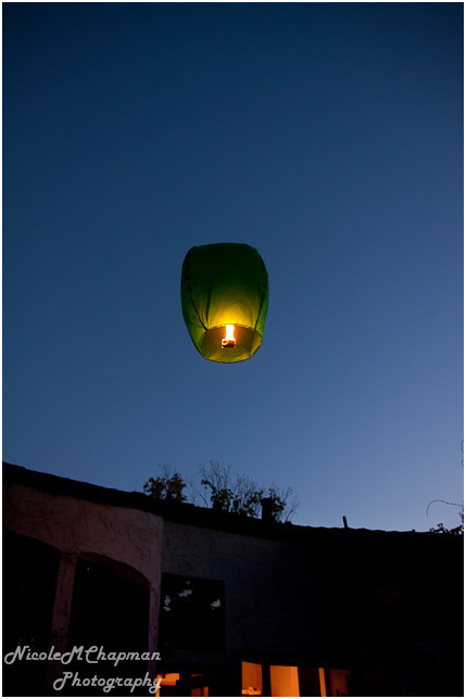 Floating Lanterns #2