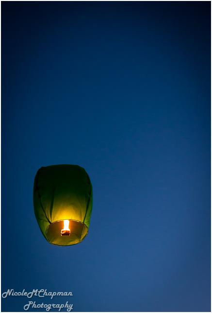 Floating Lanterns #3