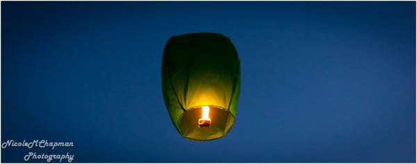 Floating Lanterns #4