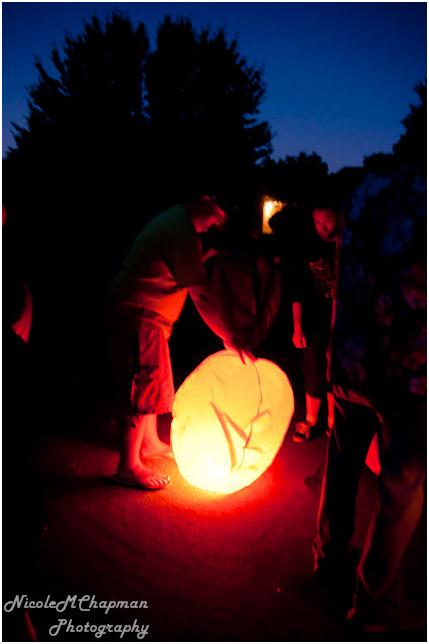 Floating Lanterns #6