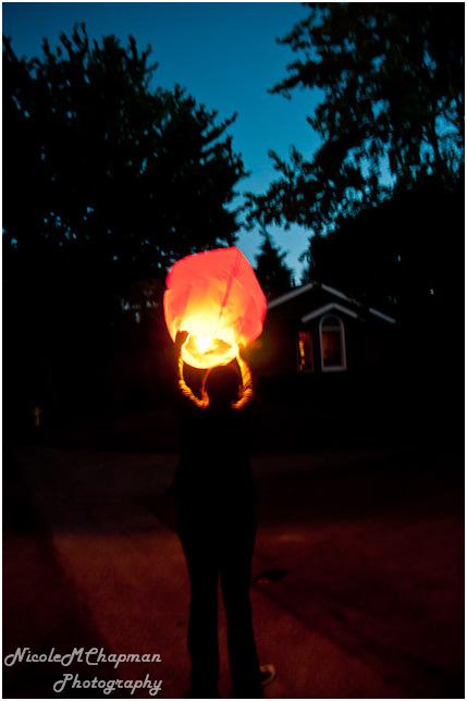 Floating Lanterns #11