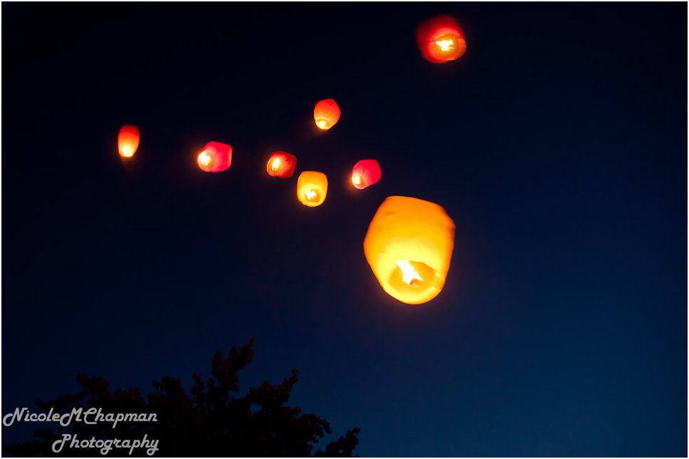 Floating Lanterns #12