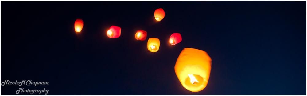 Floating Lanterns #14