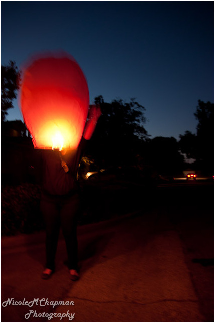 Floating Lanterns #15