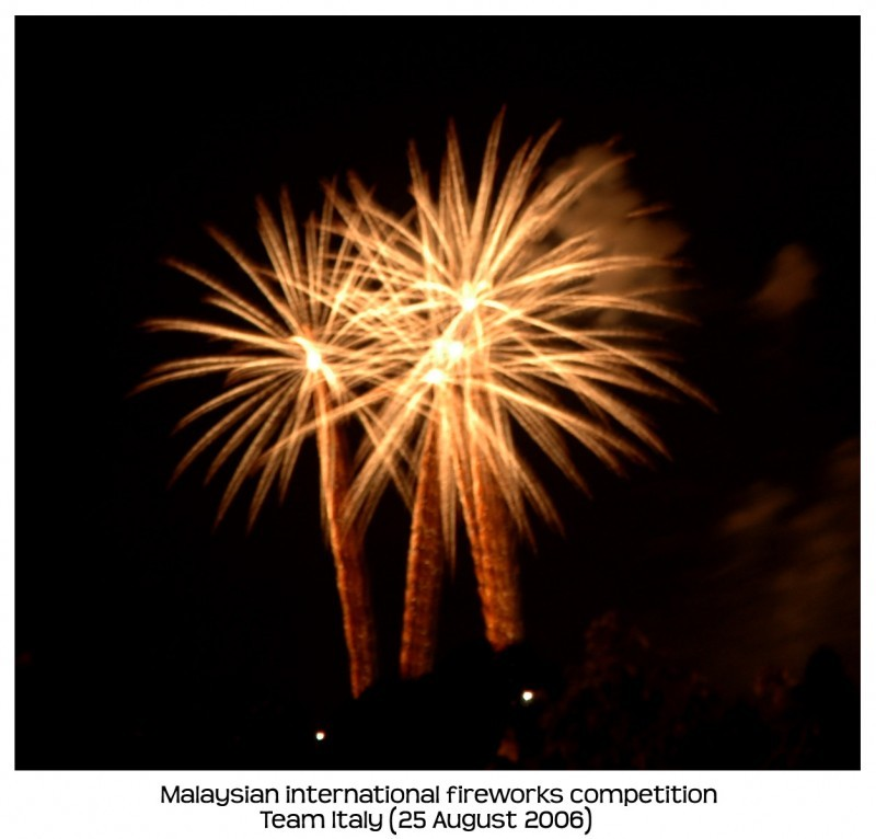 Malaysian International Fireworks Competition 2007
