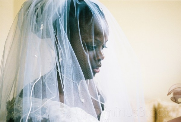 Wedding series: Bride