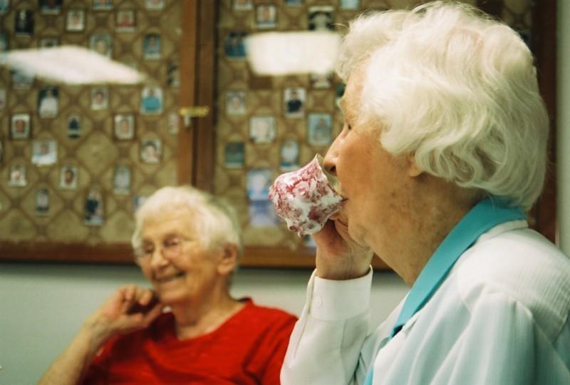 Tribute to the Elderly: Tea