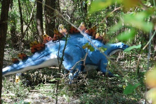 Dinosaurs Alive: Stegosaurus