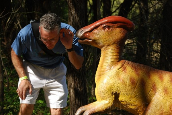 Dinosaurs Alive: Baby Parasaurolophus