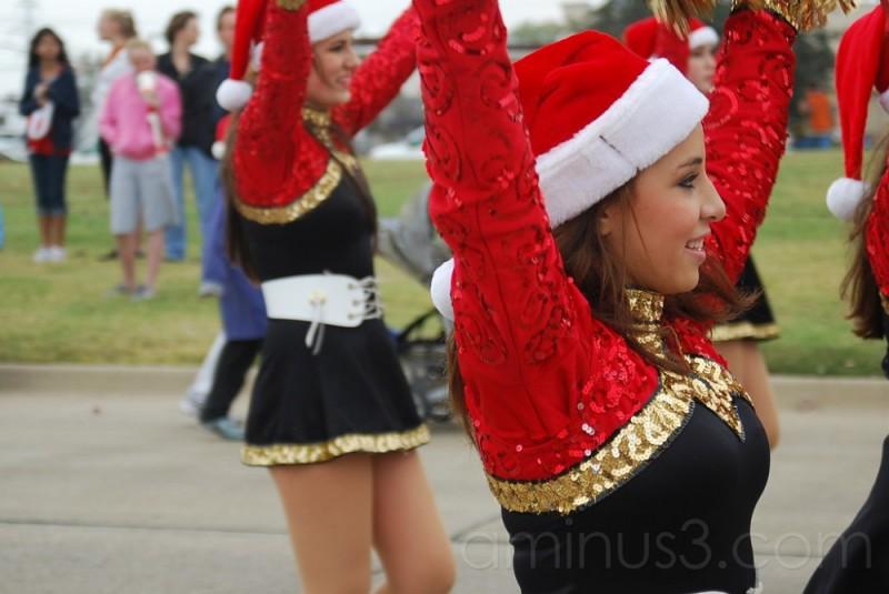 Plano Parade: Cheer Leader