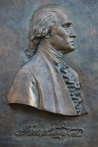 Crib series: President George Washington's Crib!