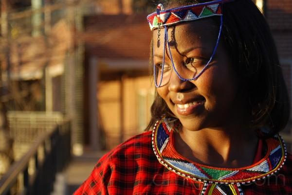 Massai Girl